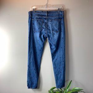 Current/Elliott Jeans - Current/Elliot The Stiletto Revival Skinny Jean